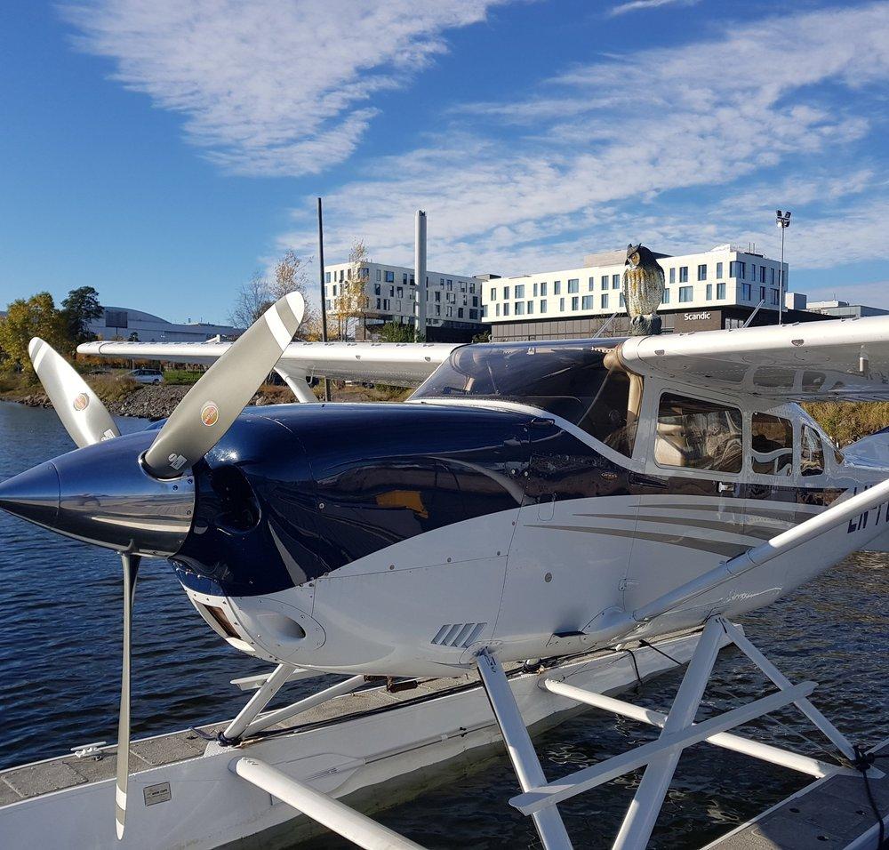 Seaplanes - C180-206 series