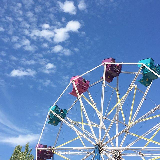 summer festival fun 🎡 #abbotsford #berryfestival 🍓