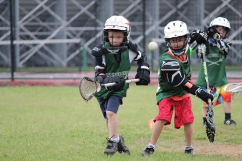 Lacrosse - June 20-23 /9am - 12:30 / $20 per participantPerfect for Kids looking to learn and/or sharpen their the fundamentals of lacrosse skills. At the end of the week take home your very own fiddle stick.