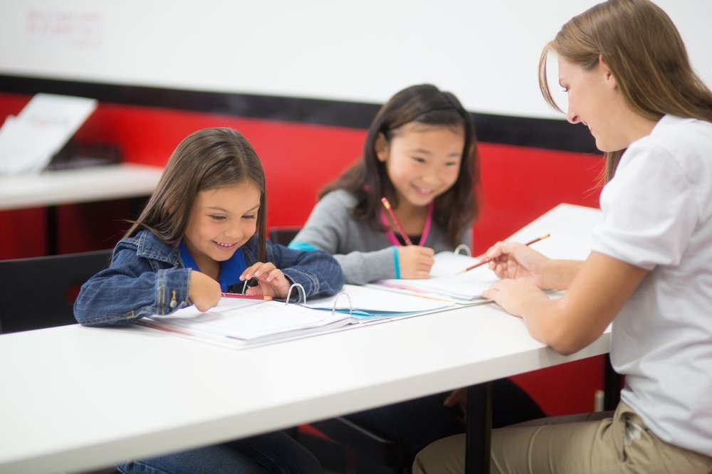 Change the life of at risk kids through tutoring -