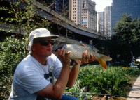 2000 Bassmasters Classic, Main Stem, Chicago, Illinois  Courtesy of Friends of the Chicago River