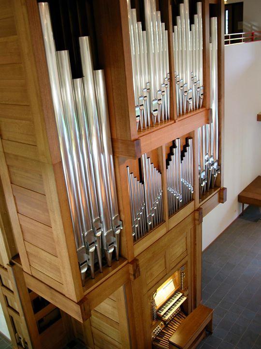 LSTC Austana Chapel