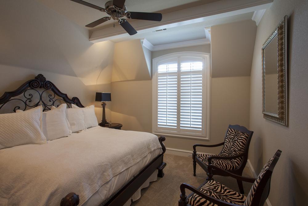 "Churchill Premium Wood Shutter, Arched at top panels, 3 1/2"" louver, Color Steamed Milk, Standard Tilt, 2"" Deco Frame"