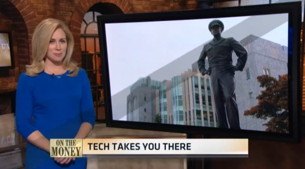 CNBC's Becky Quick interviews Colonel Ty Seidule, Head of the West Point Department of History, and Tim Strabbing, President of Rowan Technology and former Marine infantry officer.
