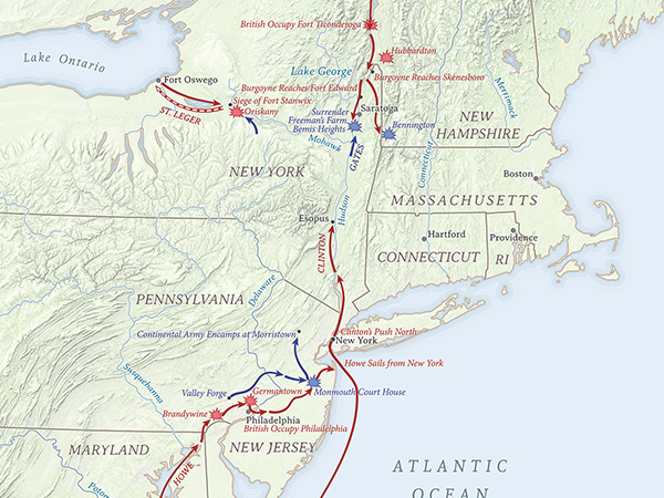 Campaign Maps