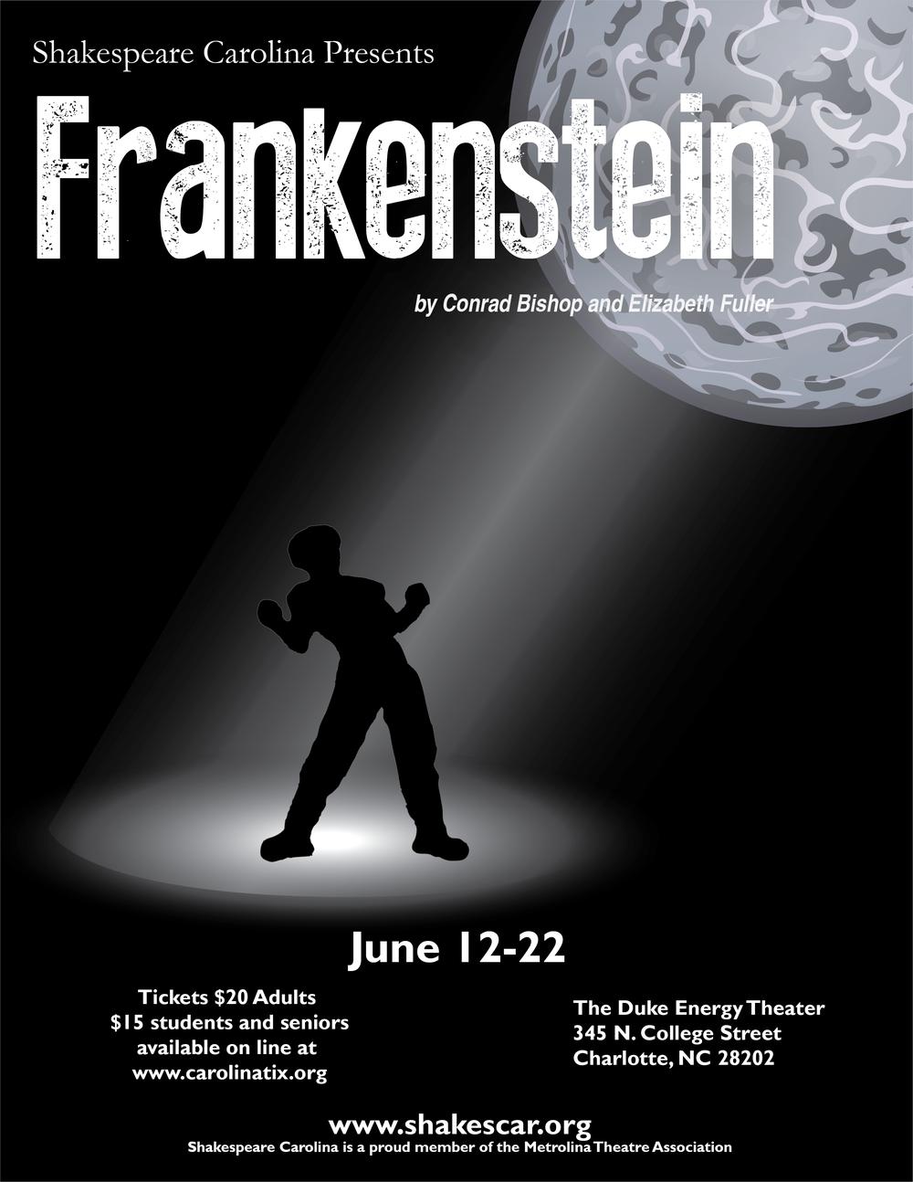 Promotional Poster: Frankenstein