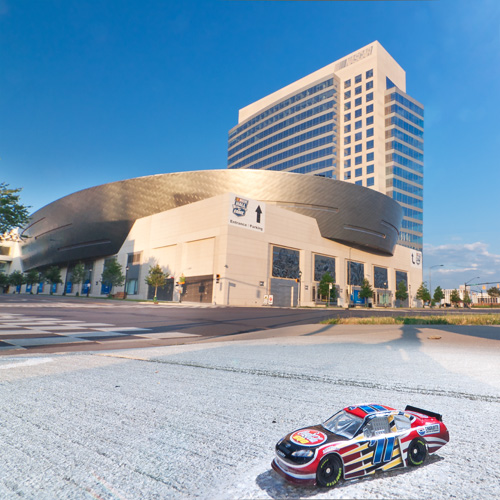 NASCAR Hall of Fame | Cityblock 2011 Contest Entry