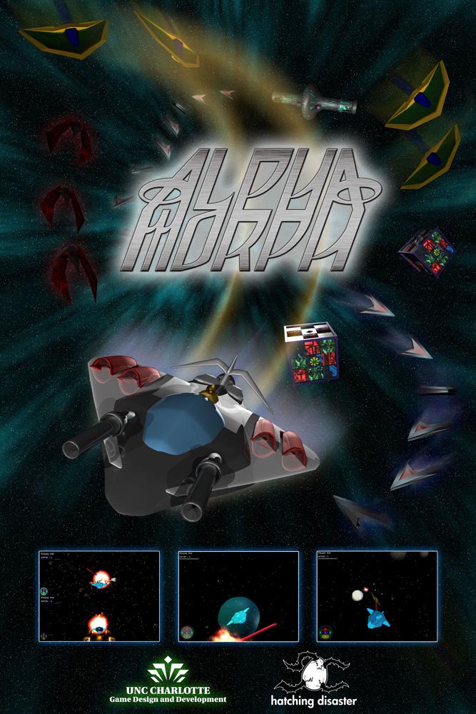 Alpha Morph | Promo Poster