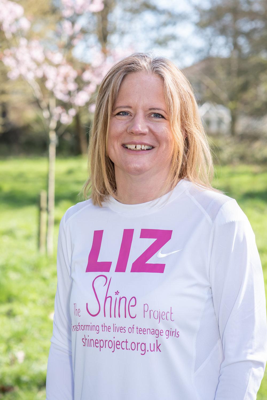 On 28th April 2019 - our wonderful Shine Co-ordinator, Liz will be running THE LONDON MARATHON!