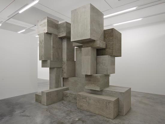© Antony Gormley. Photo © White Cube