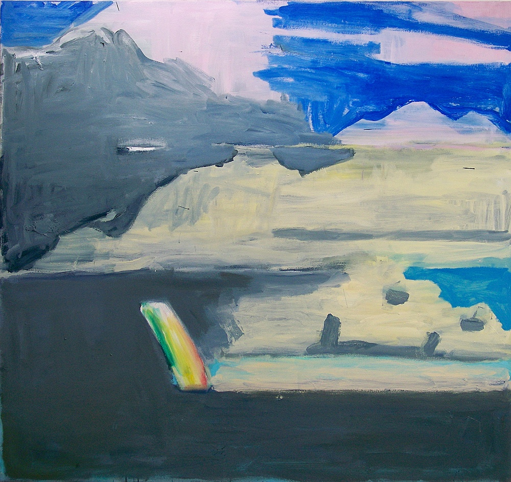 Looking out to Sea, 2012