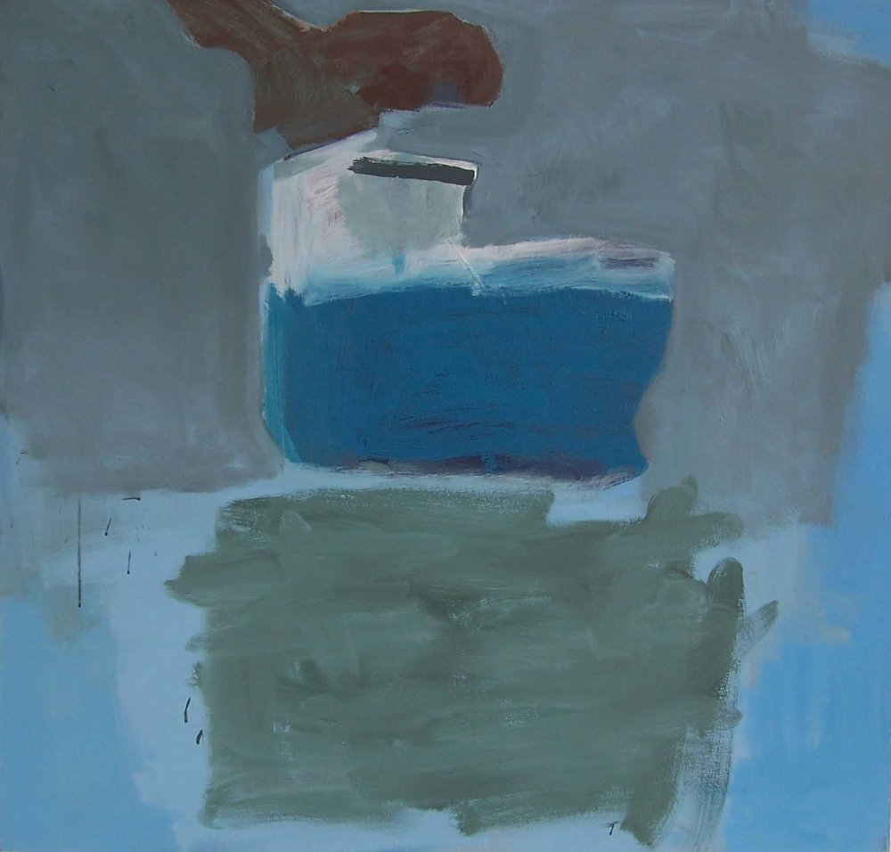 Blue Freighter, 2006