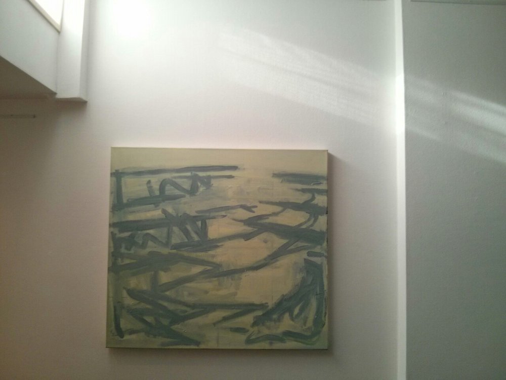 'Light in the Sea' from 2011, currently on show at SEA Foundation project space, Tilburg.
