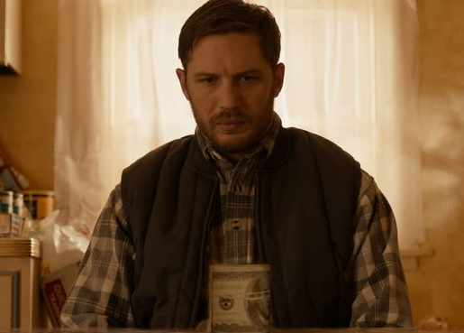 Tom Hardy as Bob in The Drop