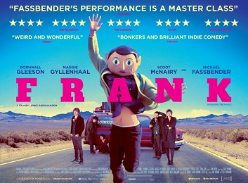 Promotional poster for Frank
