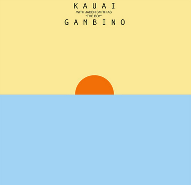Album cover for Kauai