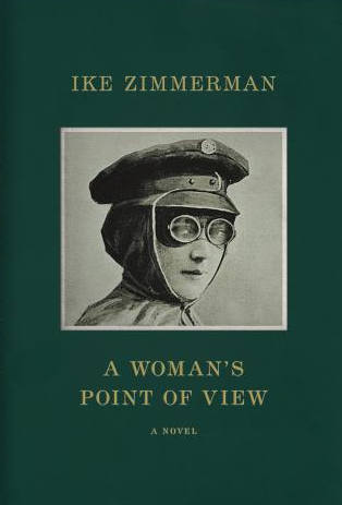 One of the many brilliant fake covers of Ike Zimmerman's novels
