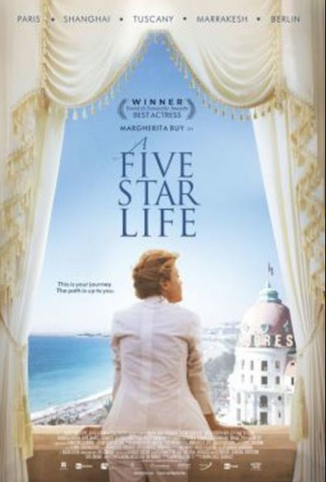Promo poster for A Five Star Life