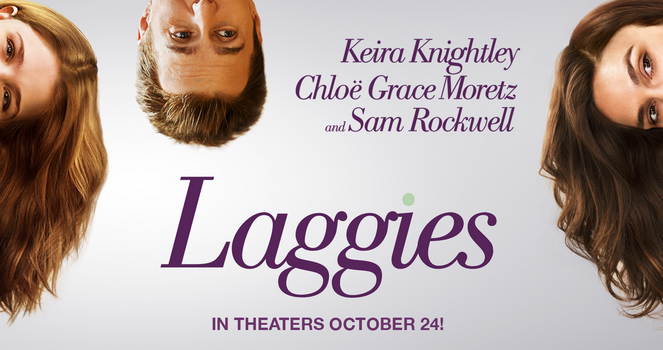 Promo poster for Laggies