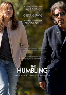 Promotional poster for The Humbling