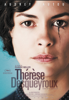 Promotional poster for Thérèse