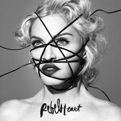 Album cover for Rebel Heart
