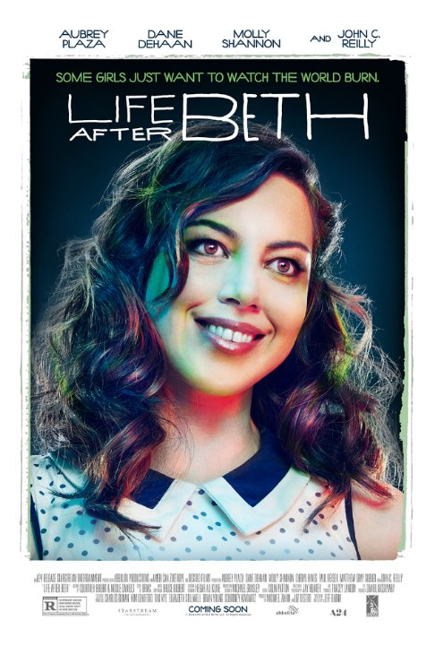 Promotional poster for Life After Beth