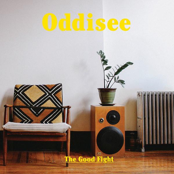 OddiseeTheGoodFightAlbumCover