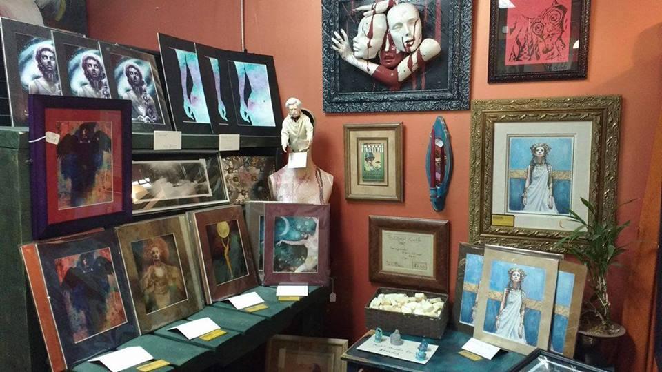 Bocchino Gallery, Huntsville AL