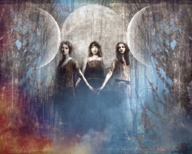 Triad of the Goddess