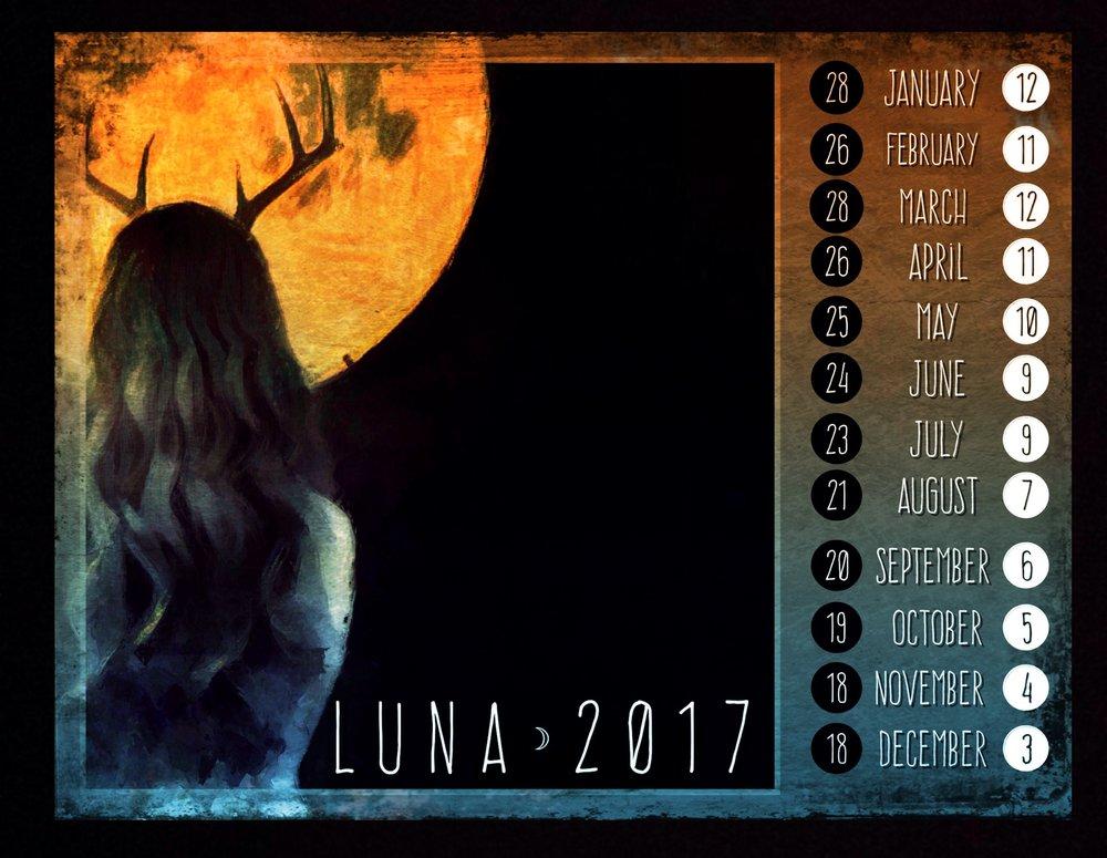 Luna 2017 - SheWhoIsArt