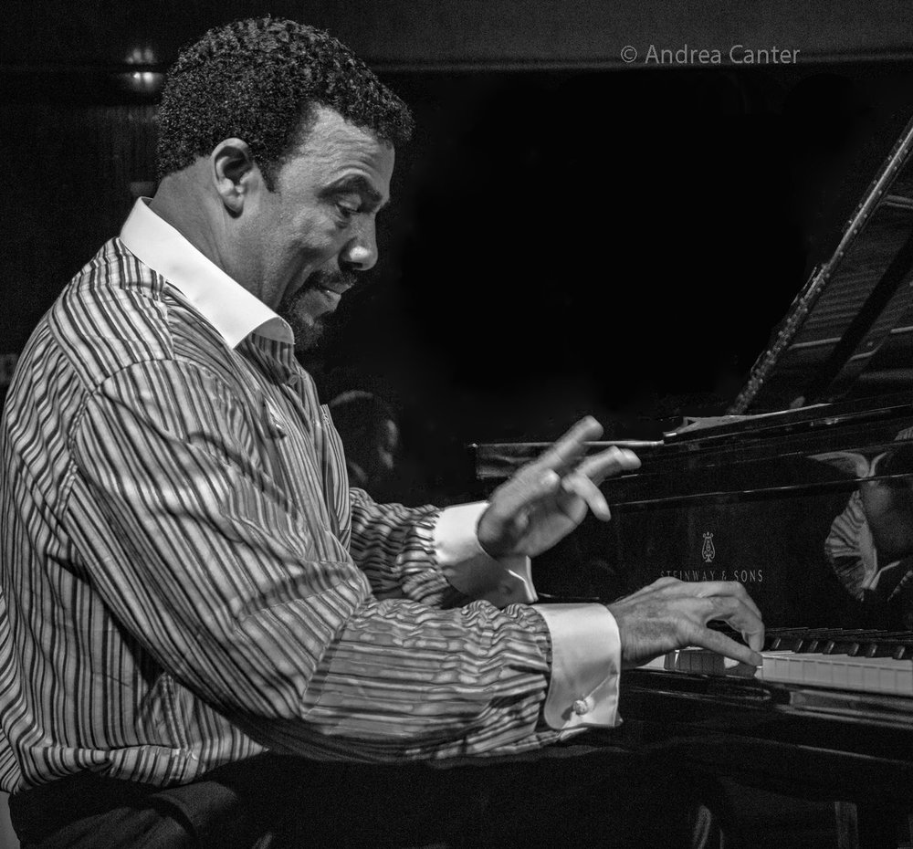 Jazz/R&B/Funk keyboardist, Bobby Lyle.