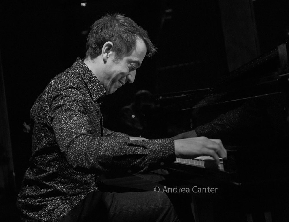 Geoffrey Keezer, two-time GRAMMY nominee & LA-based pianist.