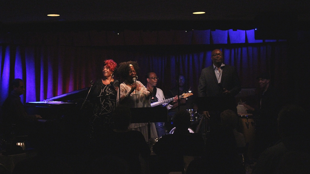 The debut of our new stage with a powerhouse band comprised of Bruce Henry, Debbie Duncan & Gwen Matthews!
