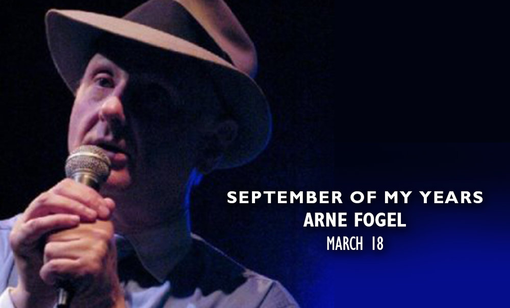 Arne Fogel - September Of My Years