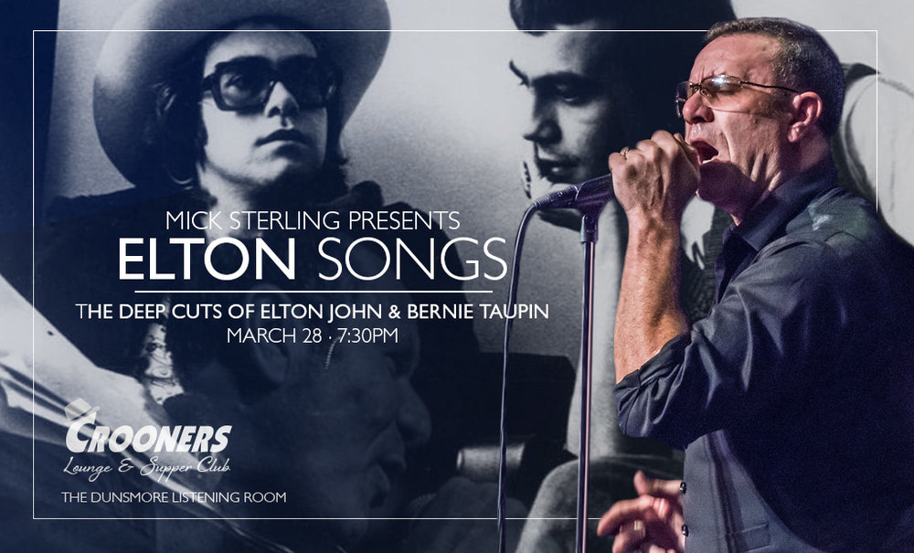 Mick Sterling Presents:  Elton Songs - The Deep Cuts Of Elton John & Bernie Taupin