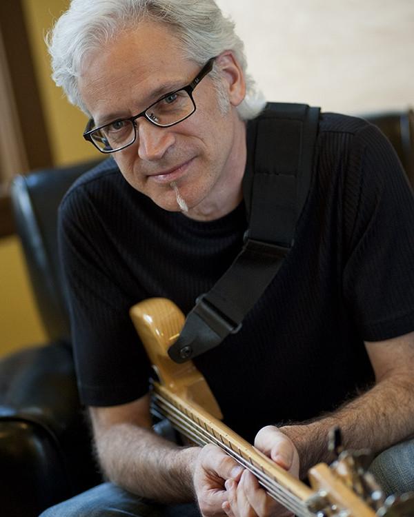 Tony Axtell On Bass