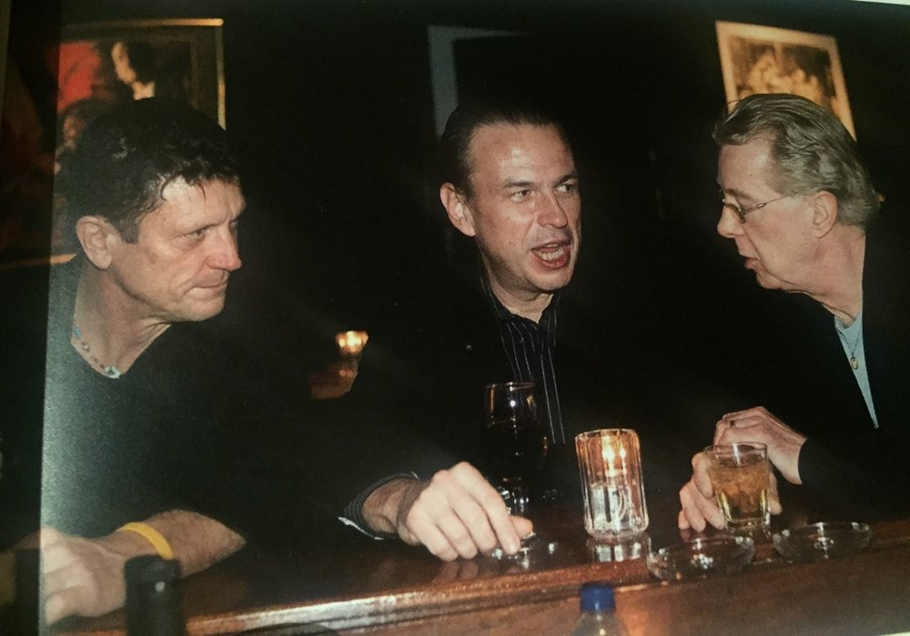 Billy Peterson, David Hazeltine & Kenny Horst At The Artists' Quarter.