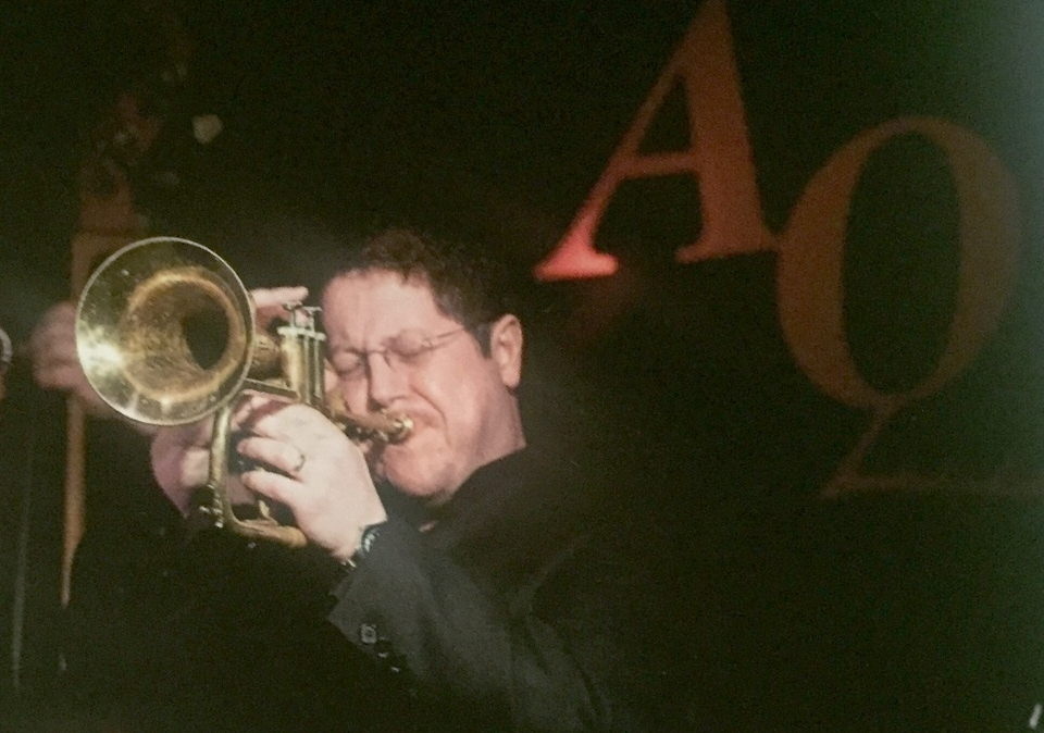 Jim Rotondi Performing At The Artists' Quarter.