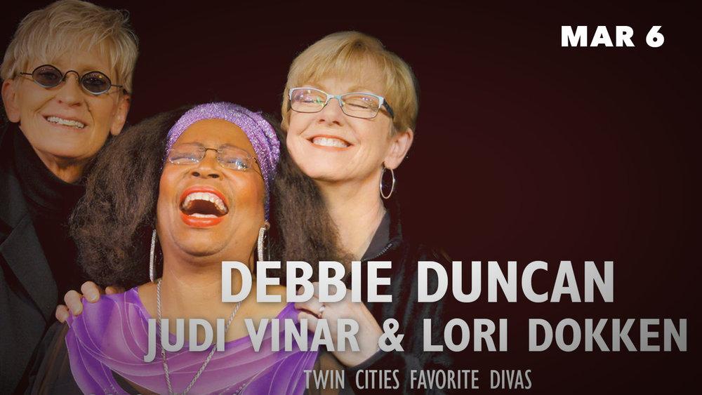 Debbie Duncan - Twin Cities Favorite Divas