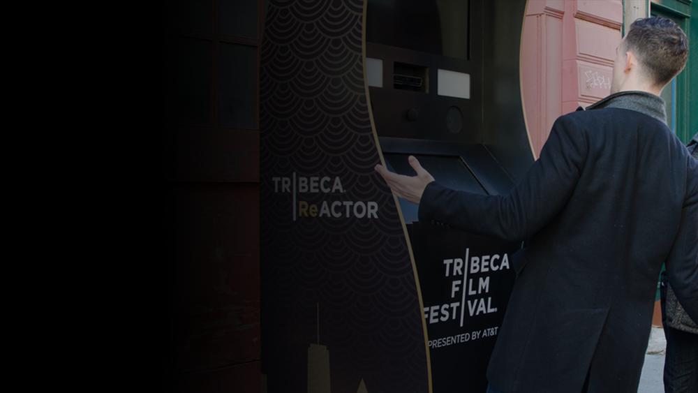 2016 TRIBECA FILM FESTIVAL   TRIBECA REACTOR