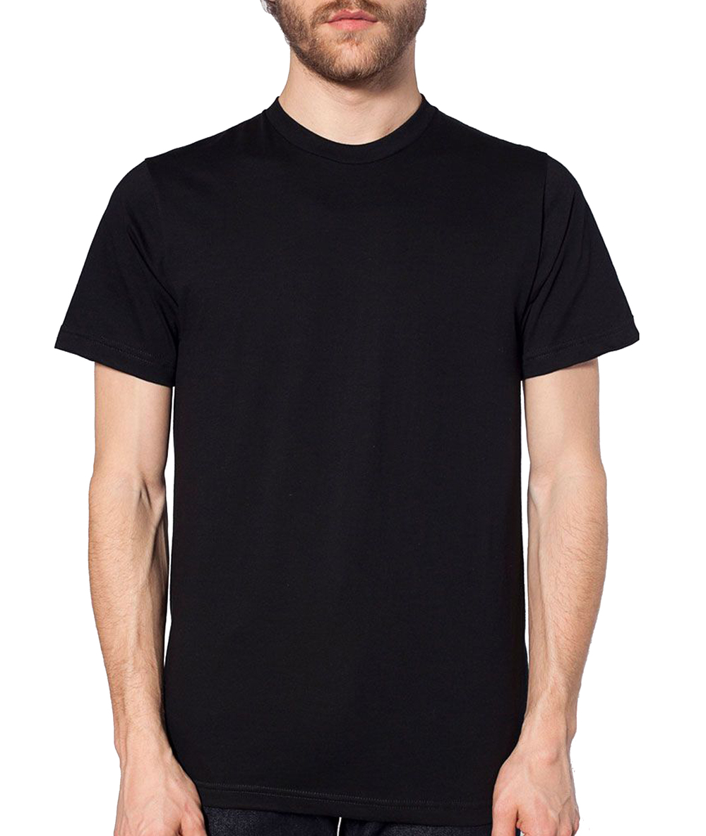 American Apparel Fine Jersey Cotton T-Shirt