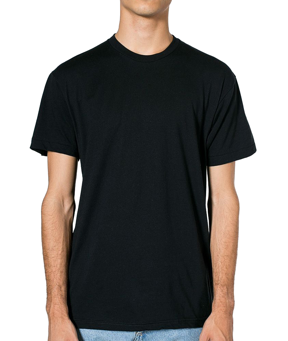 American Apparel 50 / 50 Cotton-Poly T-Shirt