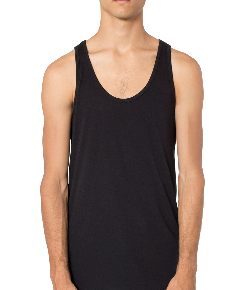 American Apparel Cotton/Poly Blend Tank Top