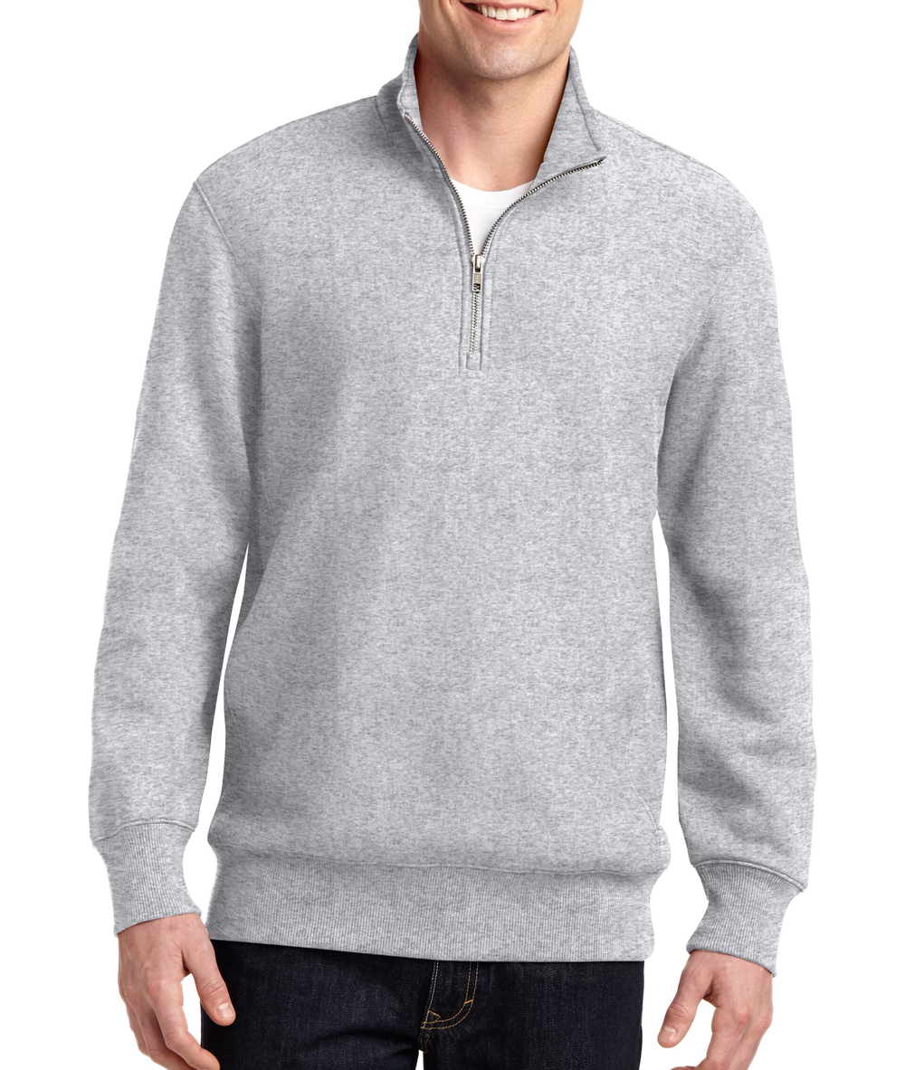 Sport-Tek Heavyweight 1/4 Zip Sweatshirt