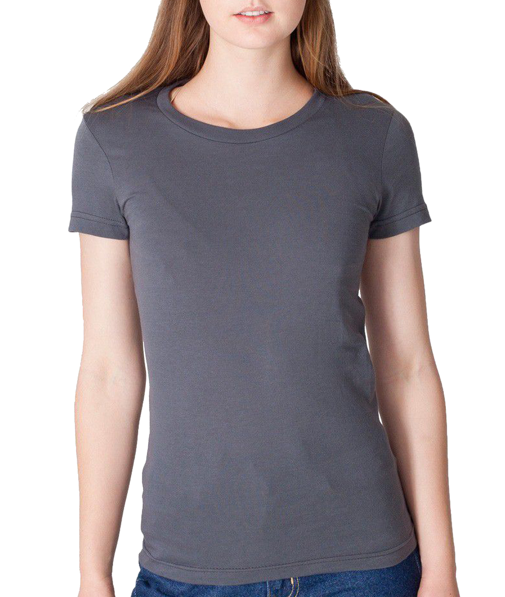 American Apparel Ladies' Jersey Cotton T-Shirt