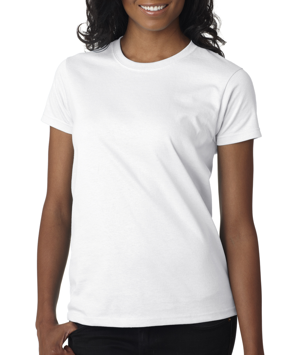 Gildan Ultra Cotton Ladies' T-Shirt