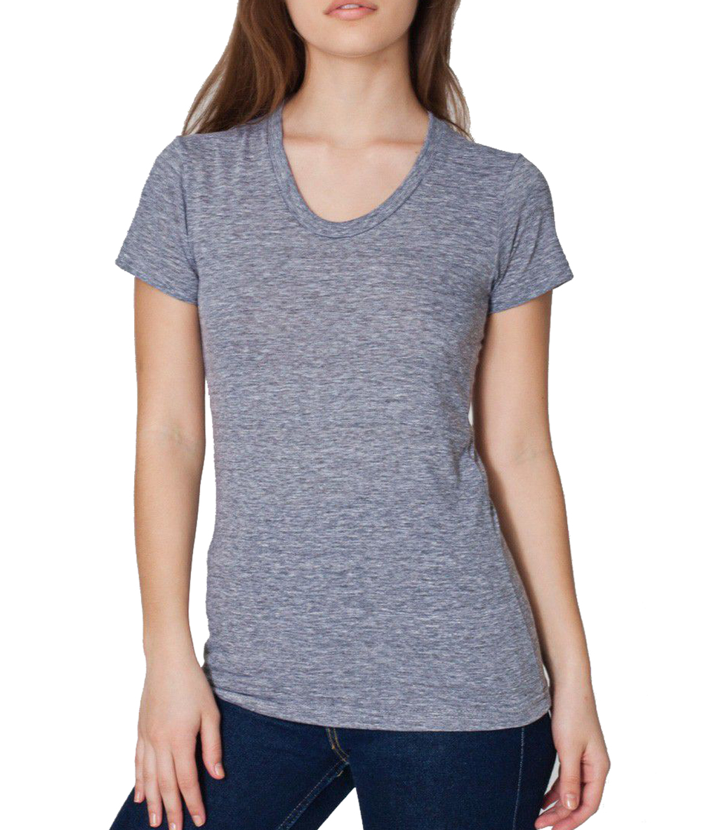 American Apparel Ladies' Triblend T-Shirt
