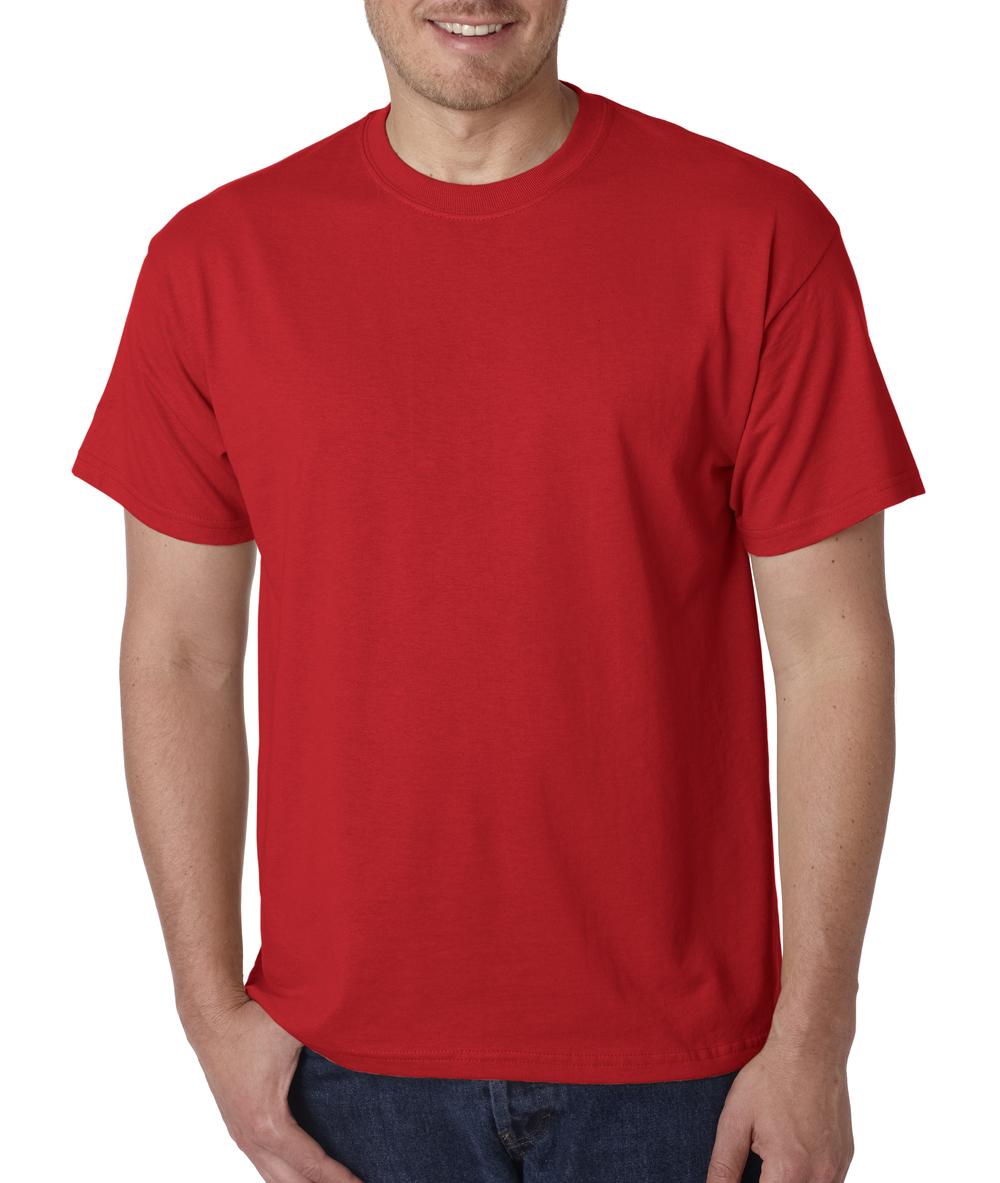 Gildan Cotton Poly Blend T-Shirt — Custom Screen Printing in ... 15832508f65