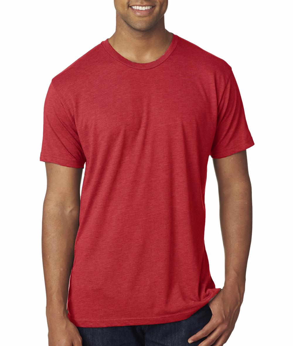 Design your own t shirt columbus ohio - Next Level Triblend T Shirt Jpg